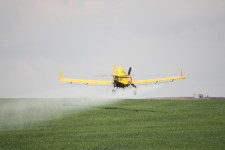 crop duster 225x150 Earthtalk Q&A