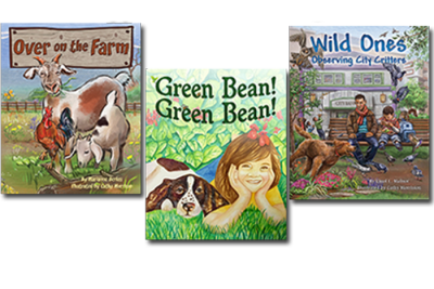 dawnpubs 400x267 New Kids Books Teach Young Readers Respect for Nature