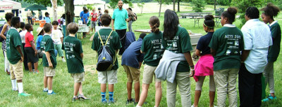 dcys2 400x153 Environmental Youth Summit Focuses on Restoring DCs Anacostia Watershed