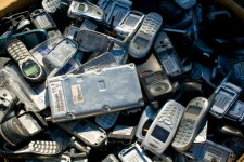 e waste phones 225x150 Earthtalk Q&A