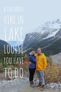 Hiking in Lake Louise: Hike the Plain of Six Glaciers Hike