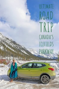 Roadtripping in the Canadian Rocky Mountains!! You have to drive the Icefields Parkway!