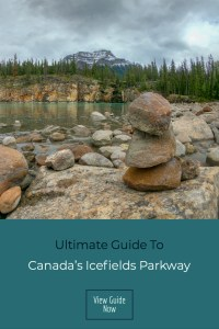 Must sees on the Icefields Parkway. Explore Banff, Jasper and the Canadian Rocky Mountains!