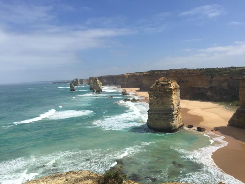 the amazing 7 sisters in australia
