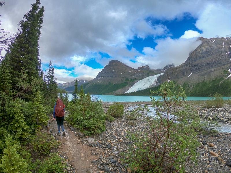 Berg Lake - British Columbia, Canada