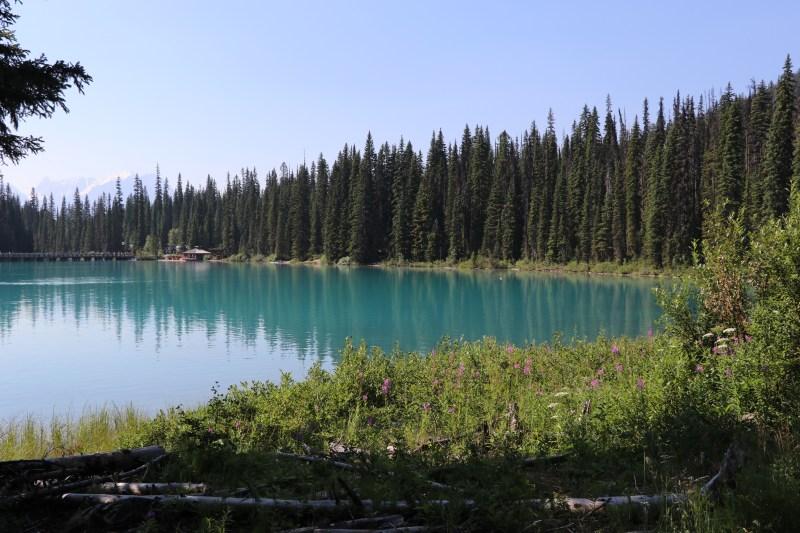 Emerald Lake!