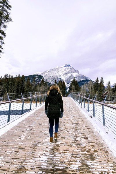 Hike the Bow Valley! Summer or Winter!
