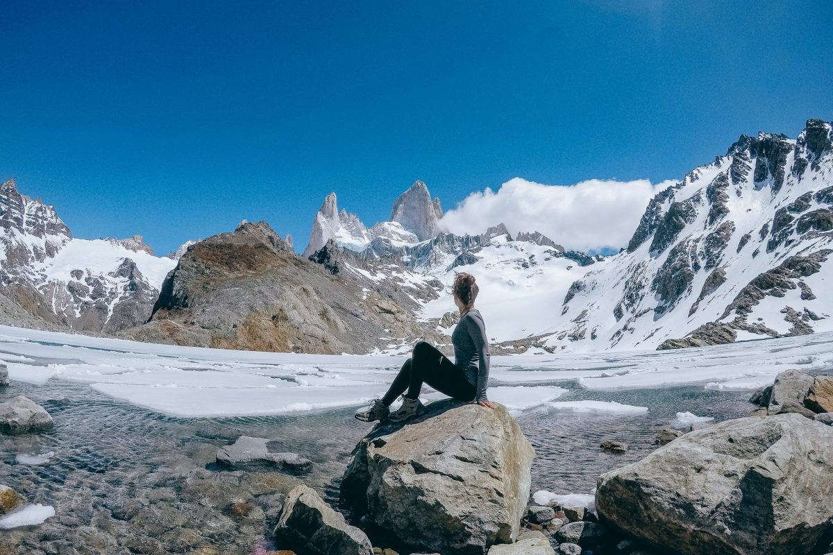Fitz Roy El Chalten Argentina Patagonia