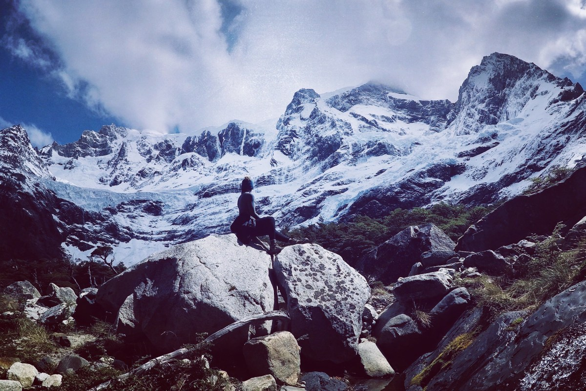 Britanico W Trek Torres Del Paine