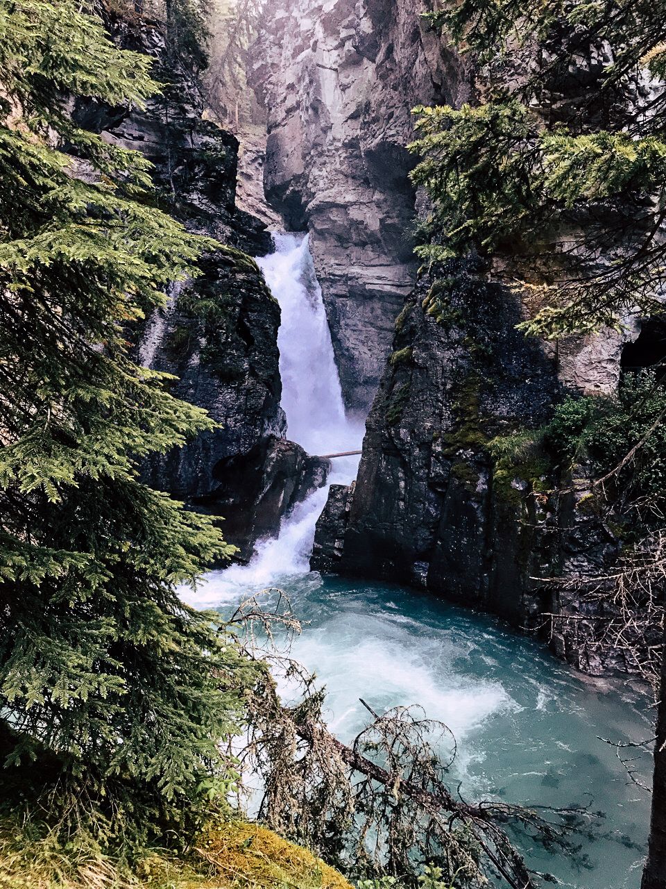 Johnston Canyon Best Hikes in Banff