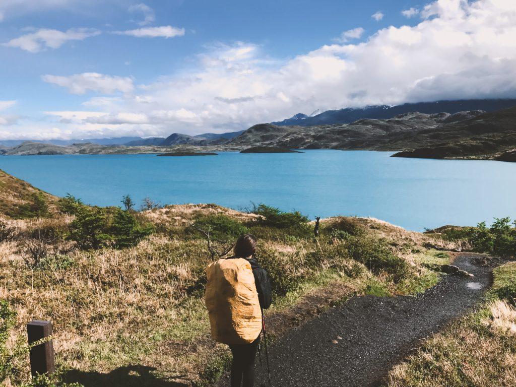 Backpacking W Trek Torres Del Paine
