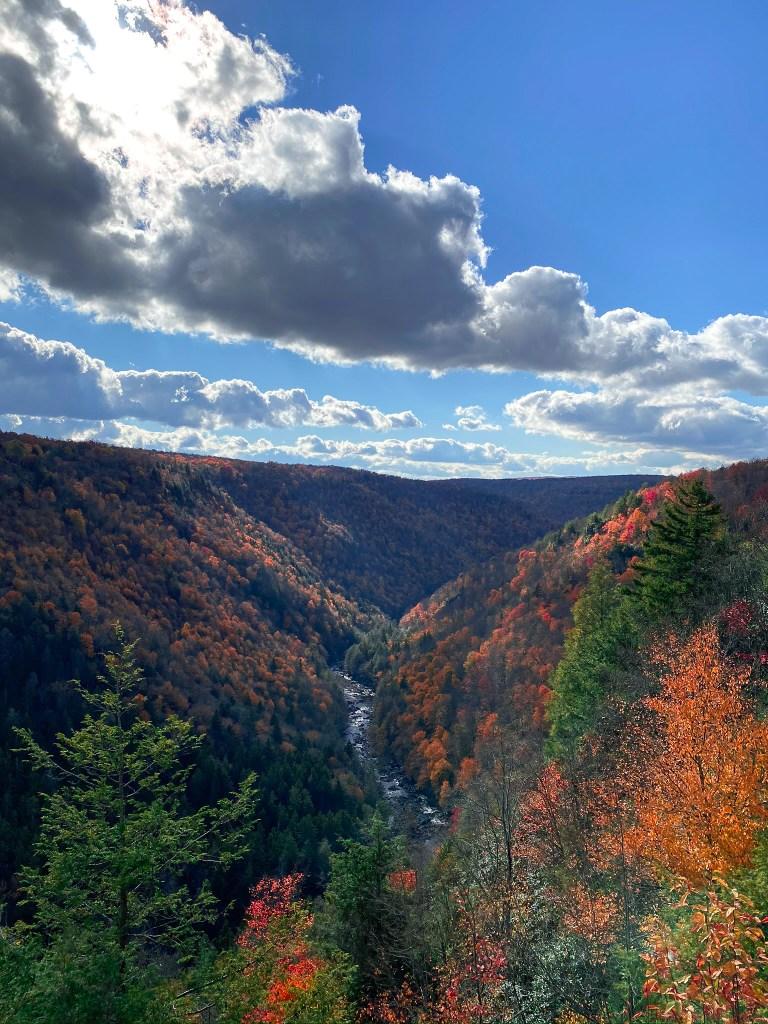 Pendleton Overlook West Virginia