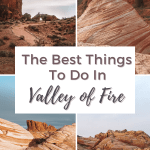 Best Things to Do in Valley of Fire State Park Nevada