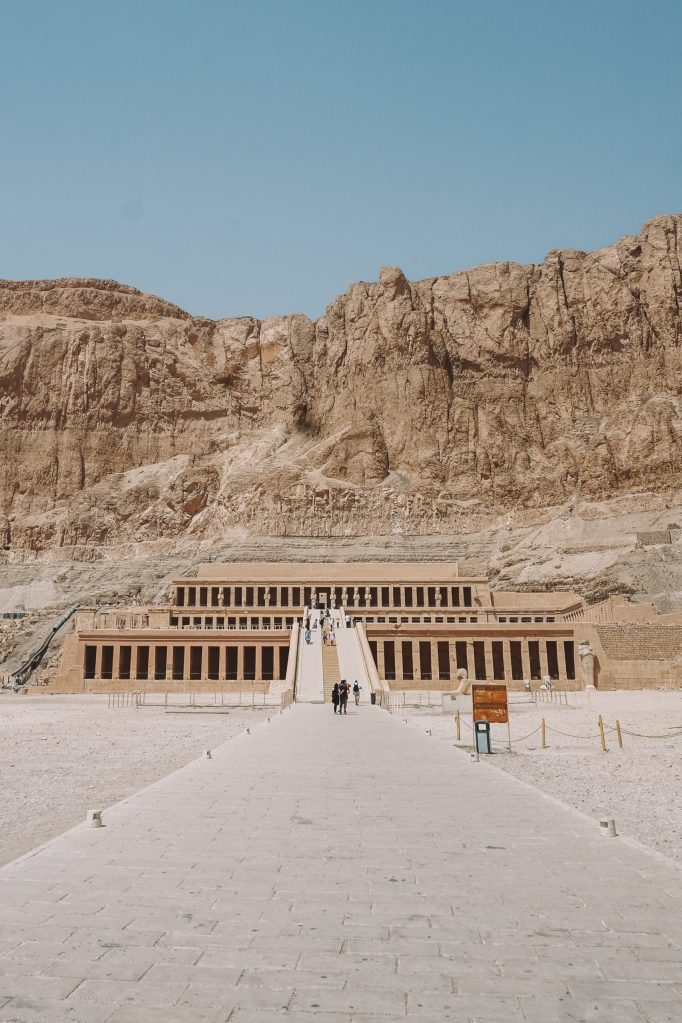 Queen Hatshepsut Temple 8 Day Egypt Itinerary