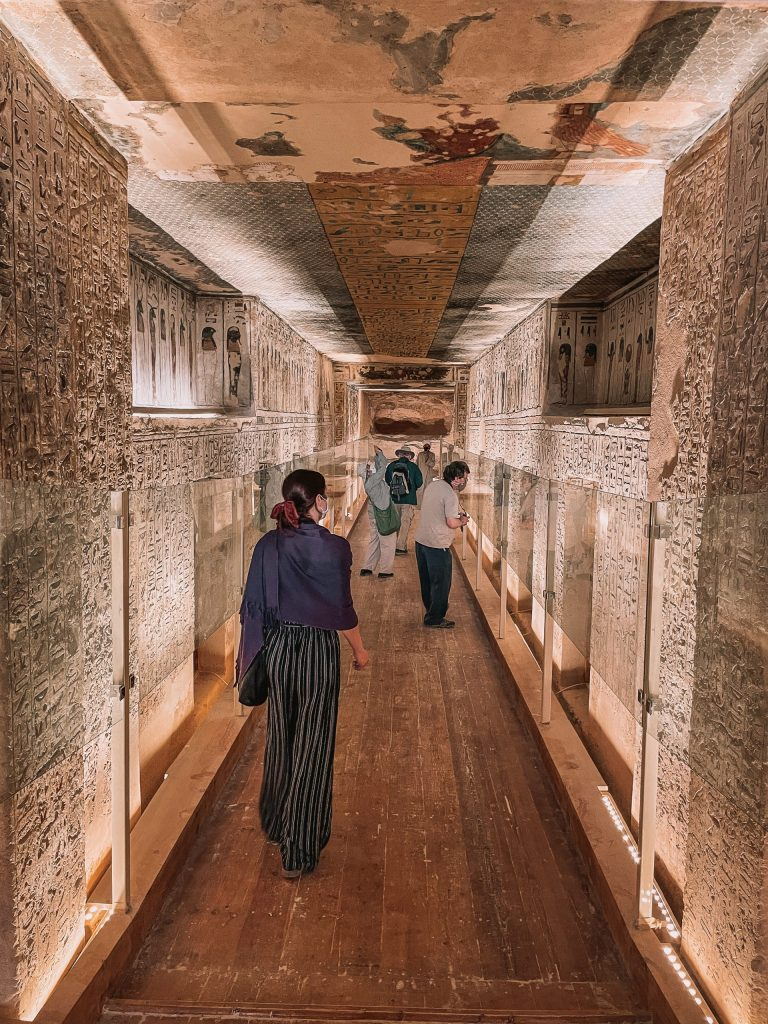 Valley of the Kings Luxor 8 Day Egypt Itinerary