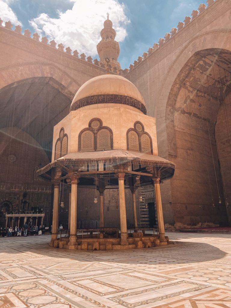 Mosque of Sultan Hassan Cairo Egypt