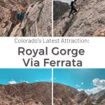 Royal Gorge Bridge and Park Via Ferrata