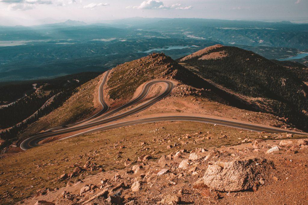 Pikes Peak Road, Fun Things to do in Colorado Springs