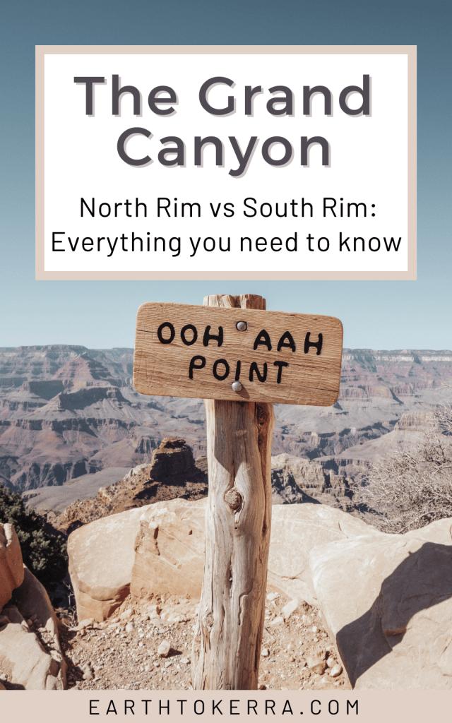 Guide to Grand Canyon: North Rim vs South Rim