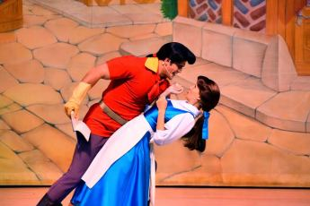 Belle and Gaston April Pic