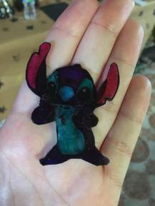 Pin stitch
