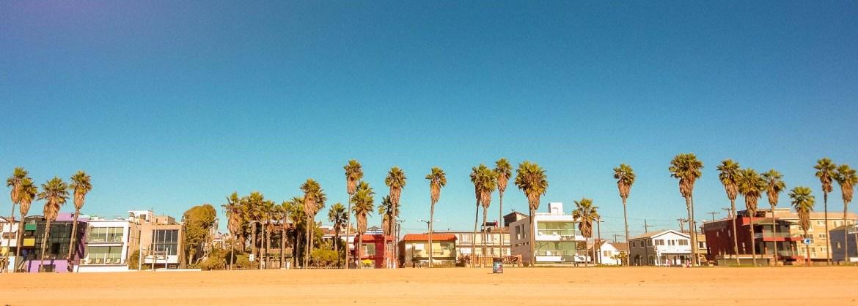 Picture of VRBO rental in Venice Beach, CA.