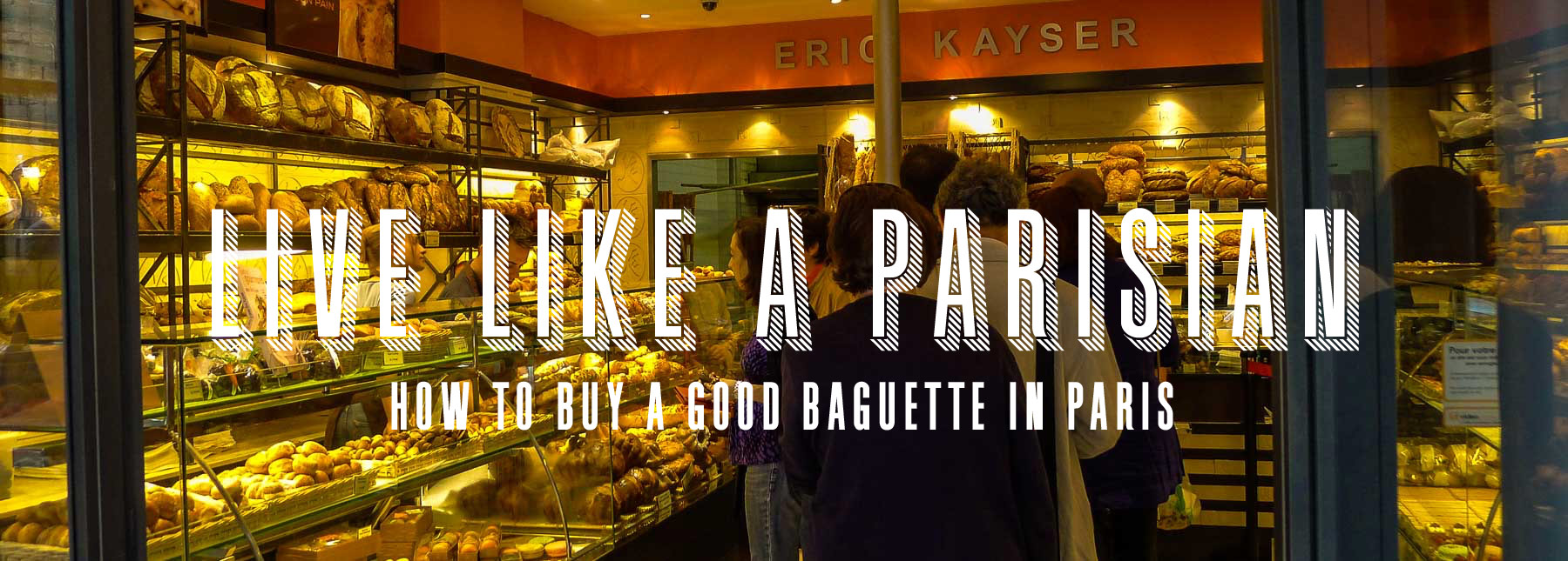 How to buy the best baguette in Paris