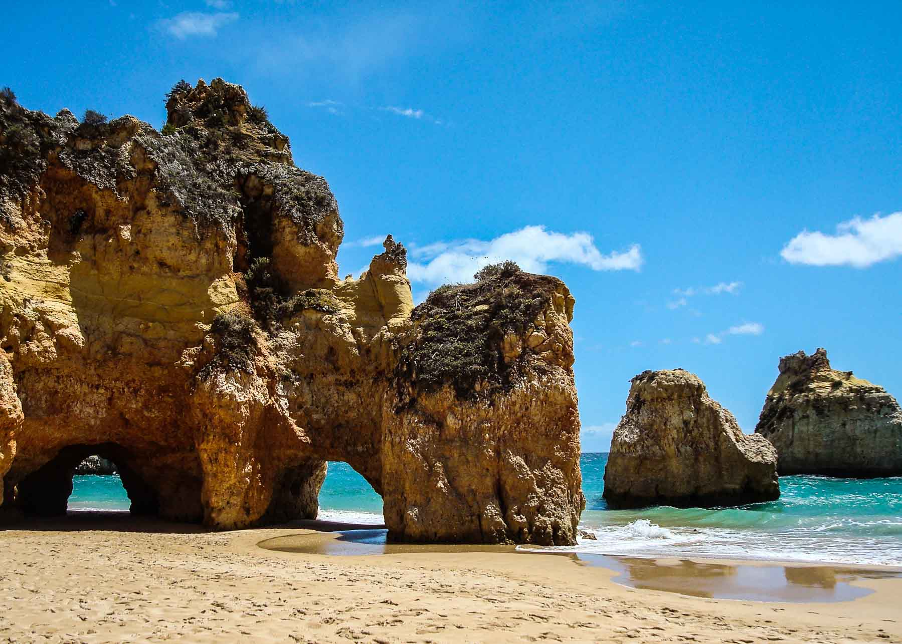 Planning a trip to Portugal beaches.