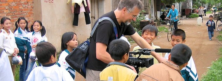 Documentary Shoot in Vietnam