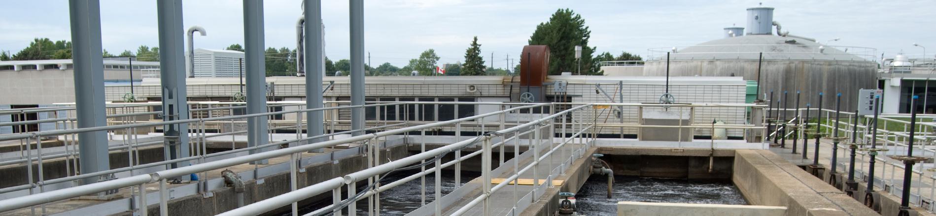 Sewage Plants