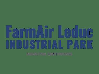FarmAir Leduc Logo & Link