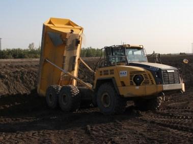 Komat'su HM400 Articulated Dump Truck