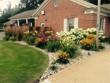 Fifth Third Bank Landscaping Portage MI