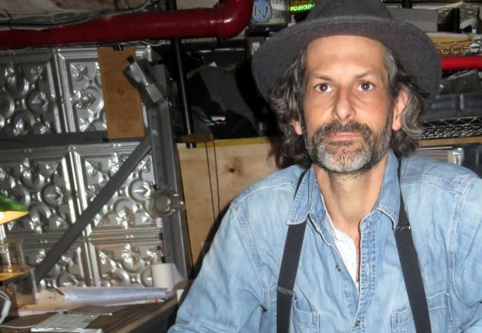 David Donde, Truth Coffee Roaster, Sept 2015