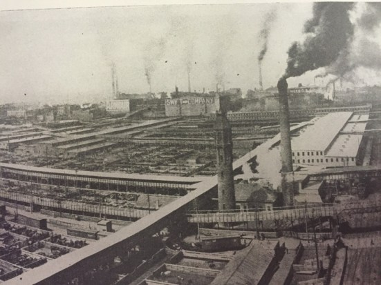 union stock yard chicago