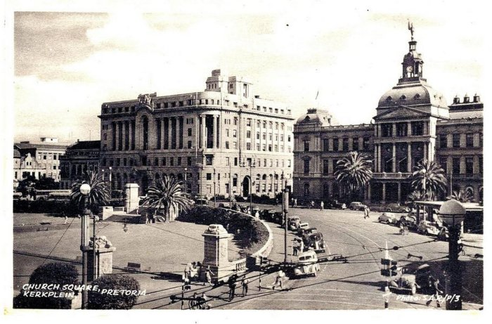 Kerkplein 1930
