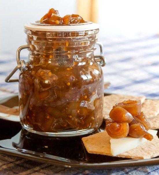 Wild Leek Marmalade