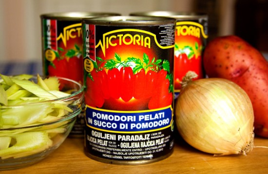 Victoria Tomatoes and Vegetables