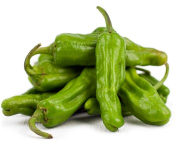 Fresh Shishito peppers
