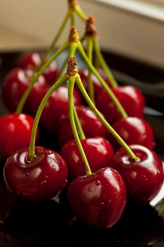 The cherries of summer