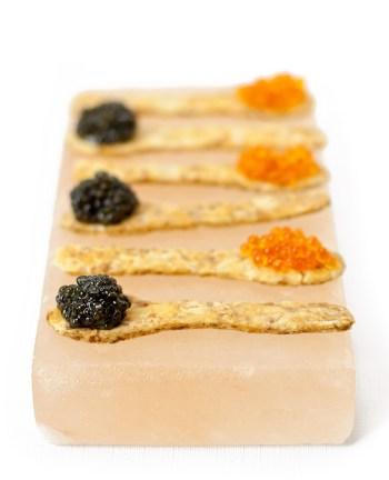 Crisp Caviar Spoons