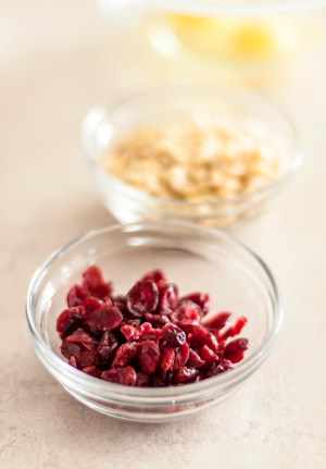 Dried Cranberries & Pine Nuts