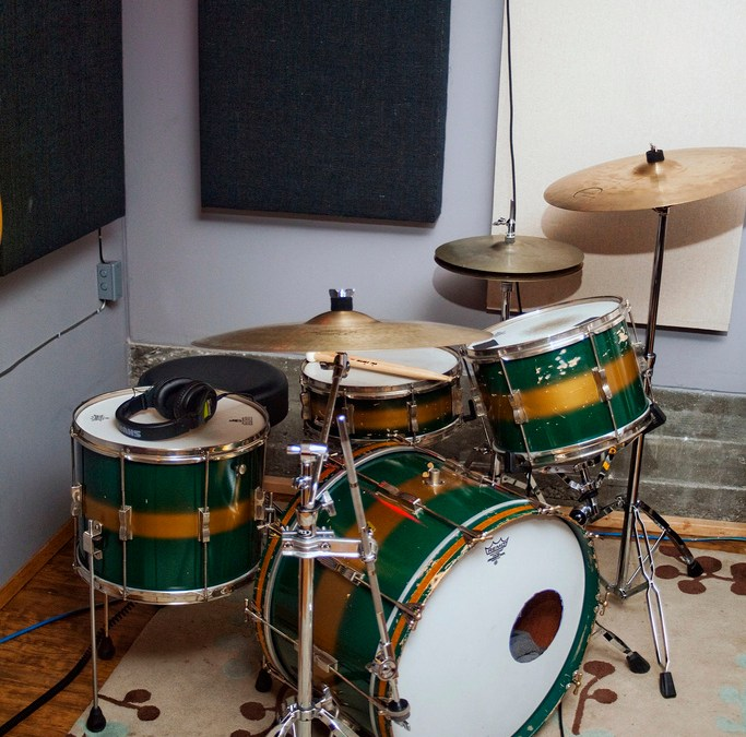 """""""Home Recording Drums"""" audio workshop starts Tuesday, March 19"""