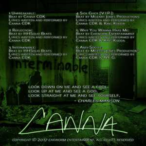Canna CDK – Interminable Album [Digital Version]