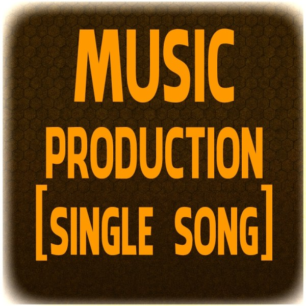 Music Production [Single Song]