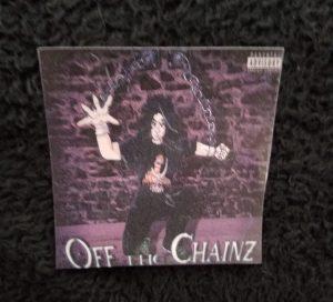 Off the Chainz Sticker