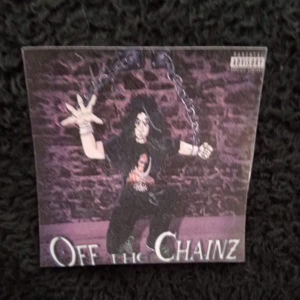 Canna CDK Off the Chainz Sticker