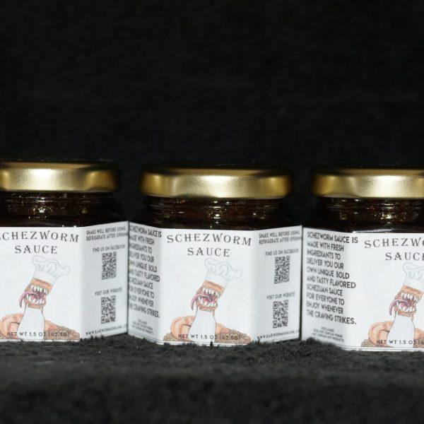 Schezworm Sauce Sampler