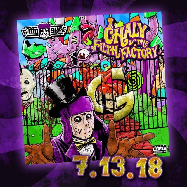 G-Mo Skee Chaly & The Filth Factory Album