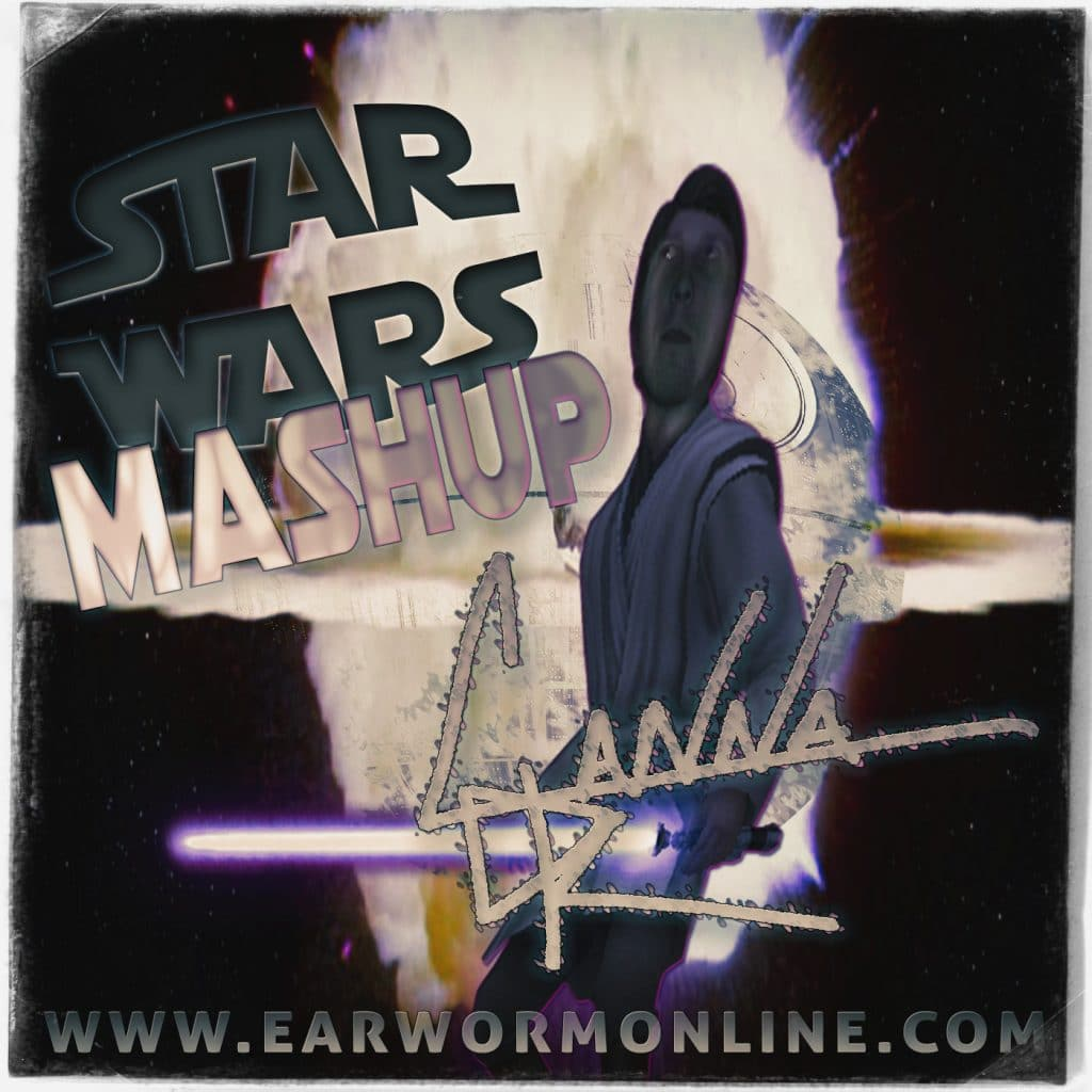 Canna CDK Star Wars Mash-up